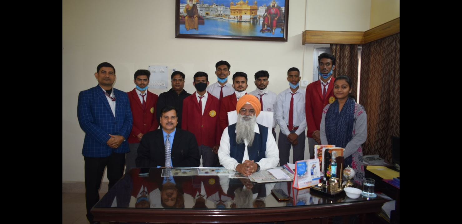 GGPS, CHAS STUDENTS QUALIFIES FOR NATIONAL LEVEL OF NATIONAL CHILDREN SCIENCE CONGRESS FOR THEIR PROJECT