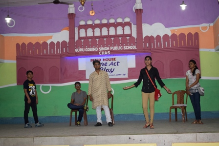 Inter House One Act Play